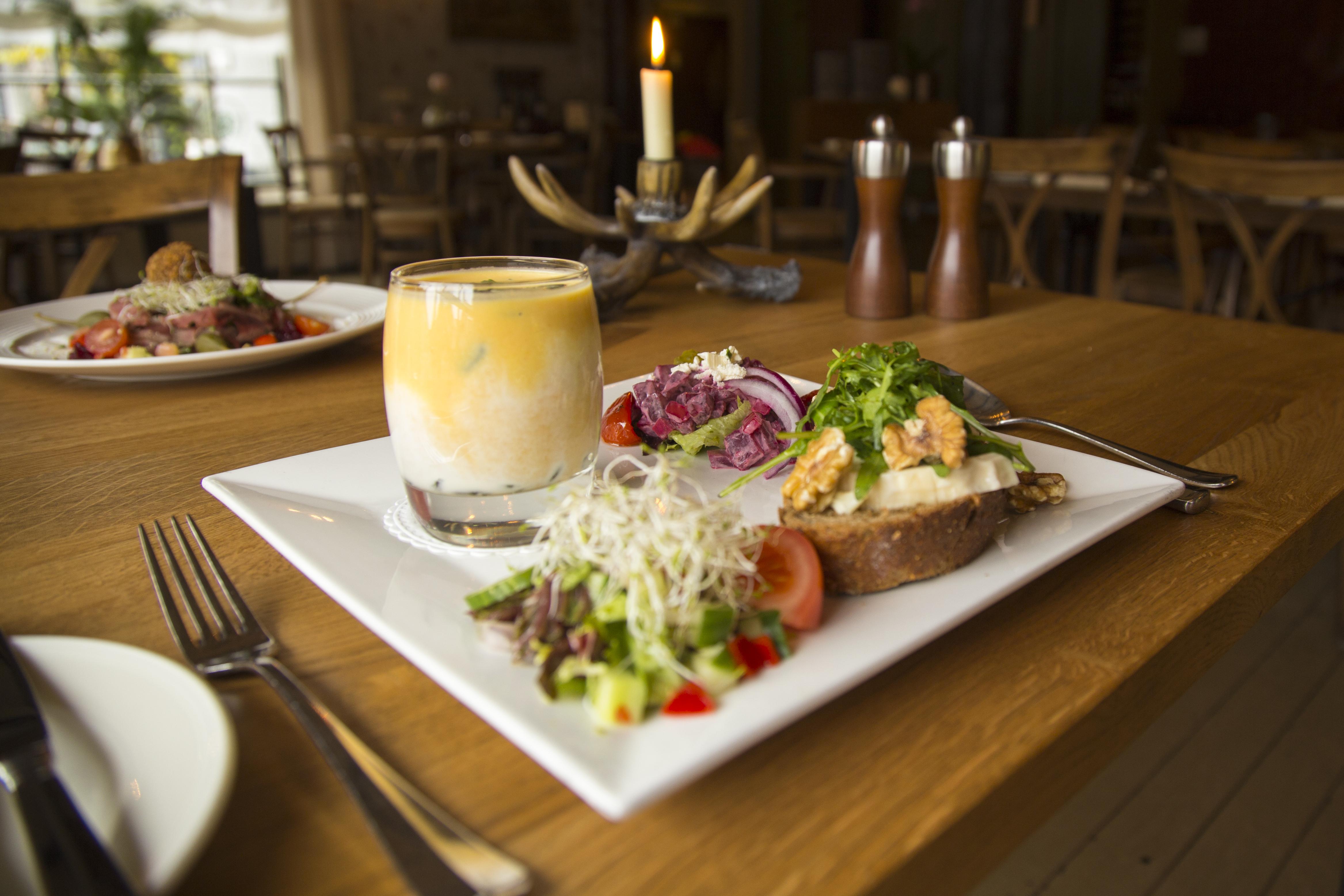 Zakelijk lunchen en dineren bij restaurant erkelens for Bistro hotel