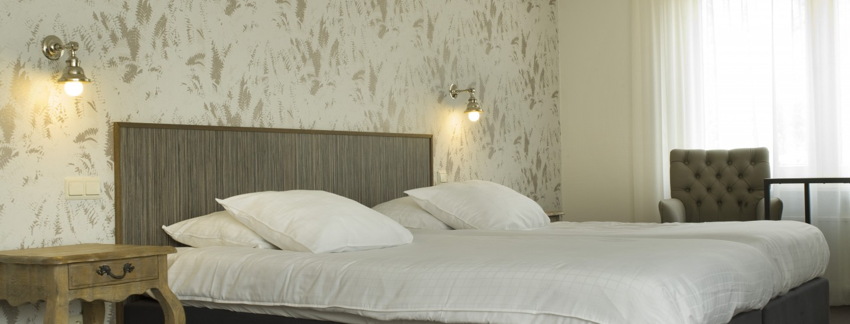 Hotelkamer van Boutique Hotel & Brasserie ErkelenS