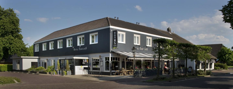 Buitenkant van Boutique Hotel & Brasserie ErkelenS