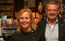 Jan en Agnes van Boutique Hotel & Brasserie ErkelenS