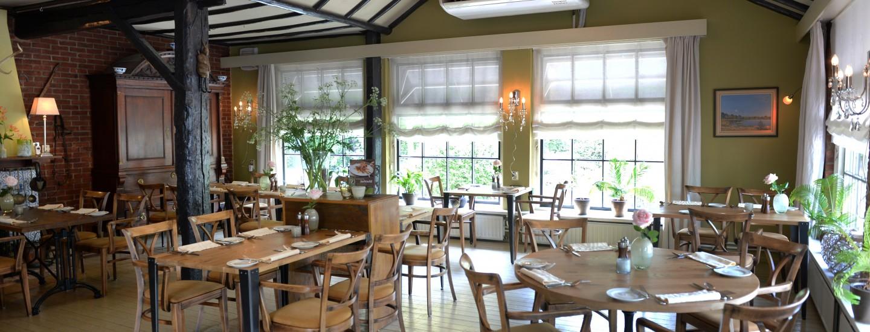 Het restaurant van Boutique Hotel & Brasserie ErkelenS