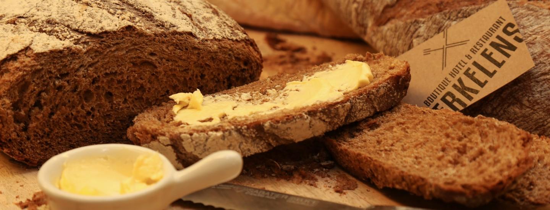 Ambachtelijk speltbrood